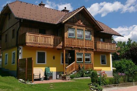 Landhaus Tippl kleines Appartement - Lantschern - Haus