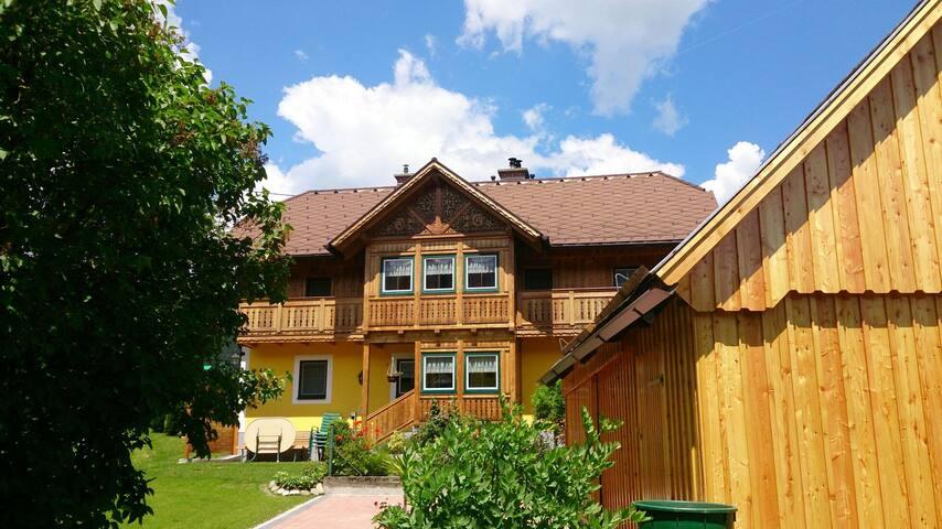 Landhaus Tippl großes Appartement