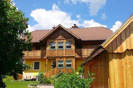 Landhaus Tippl großes Appartement - Lantschern