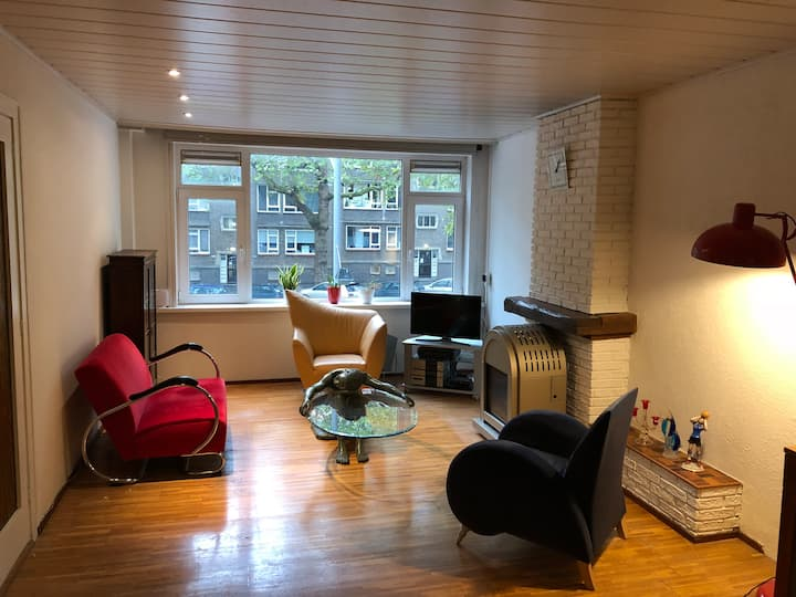 Appartement in Rotterdam te huur