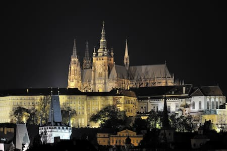 Prague Castle and Centre great for trips - Prague