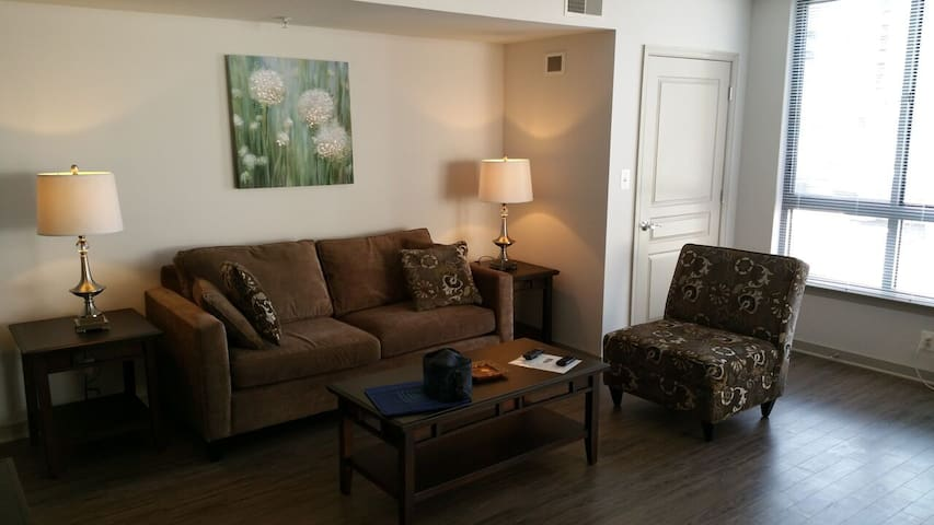 Lovely Downtown Bethesda Apartment - Bethesda - Flat