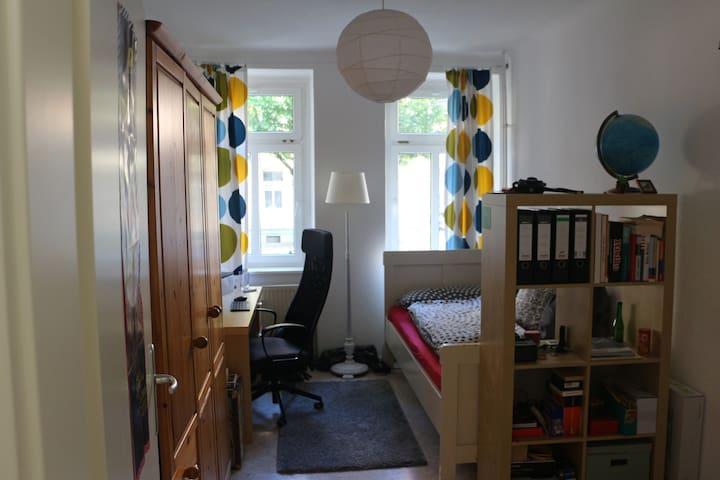 Helles & zentral gelegenes Zimmer