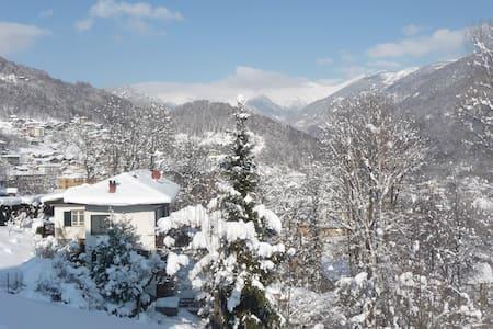 Le Lunelle, full alpine experience - Mezzenile - Talo