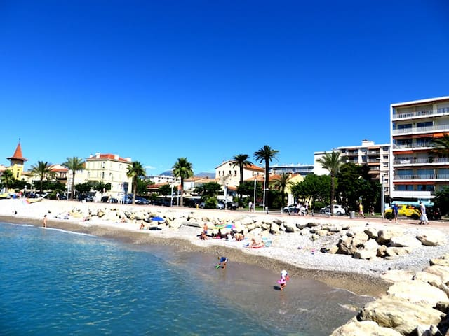 Cros de Cagnes, apartment with the Best Location