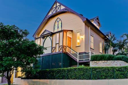 4brm - The Old Church Brisbane City - Brisbane - Haus