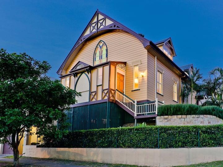 4brm - The Old Church Brisbane City