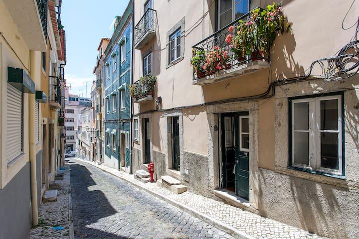 Apartment 3 min from Liberdade Ave. - Lisbon - Apartemen