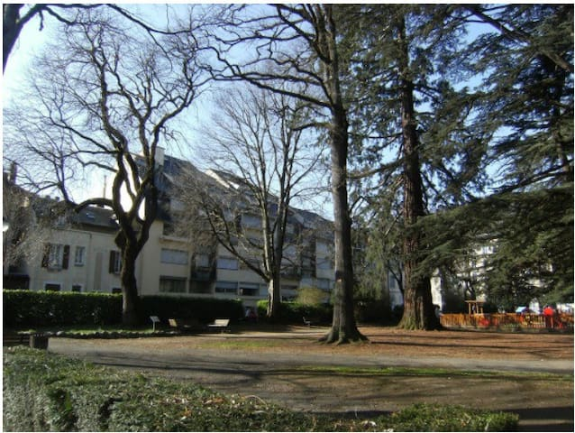 Appartement à Bagnères situé en centre-ville