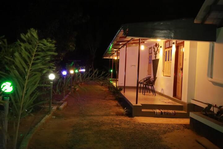 SpiceBuds FarmStay - Cardamom Suite Cottage