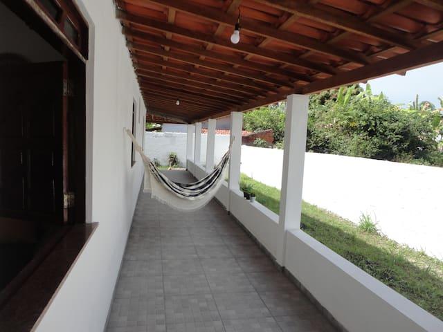Casa de Praia perfeita na ilha de Itaparica