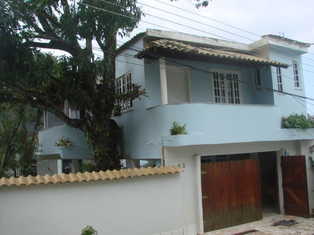 Rent furnished house in Coroa grande, Itaguaí-Rj - Itaguaí - House