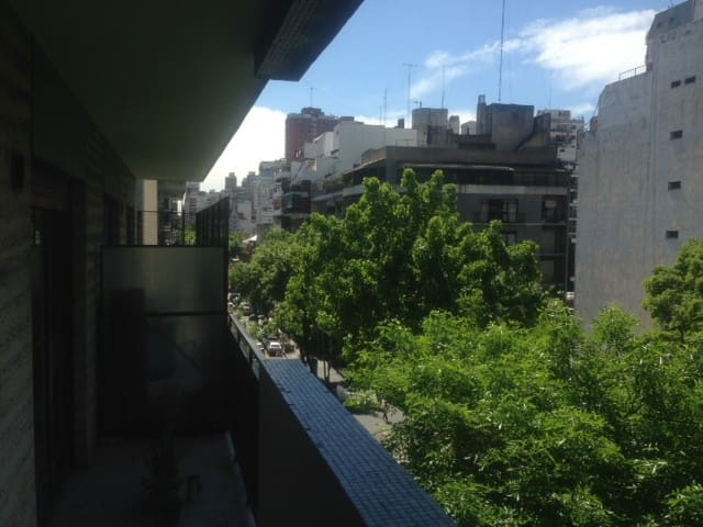 En la mejor zona de Belgrano.