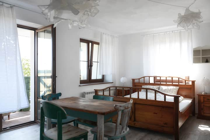 Morgi na Łebkach - 15 miejsc - pokój dla 6 osób