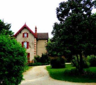 Gîte Les Loubejac - House