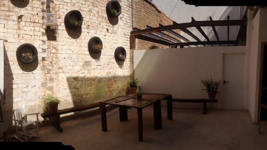 Big room with privat toilet - València - Casa