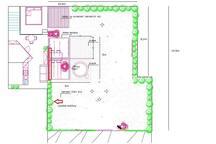 Floor plan incl. teracce