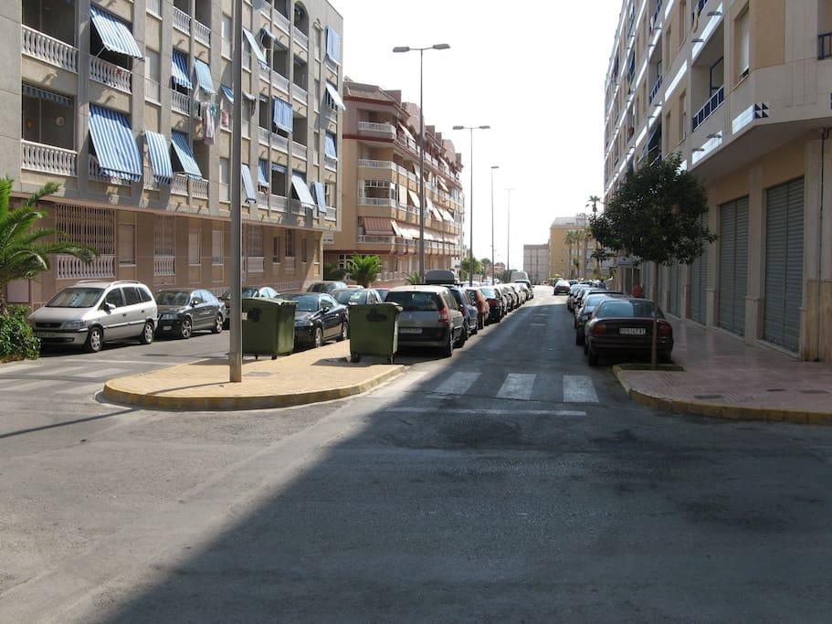 Apartment on the costa blanca apartamentos en alquiler en guardamar del segura comunidad - Alquiler casas guardamar del segura ...