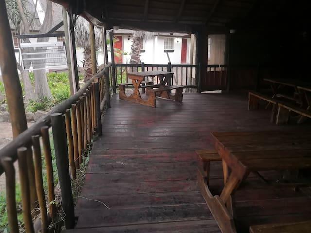 Venny's lodge