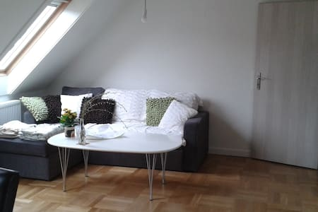 Room in lovely apartment