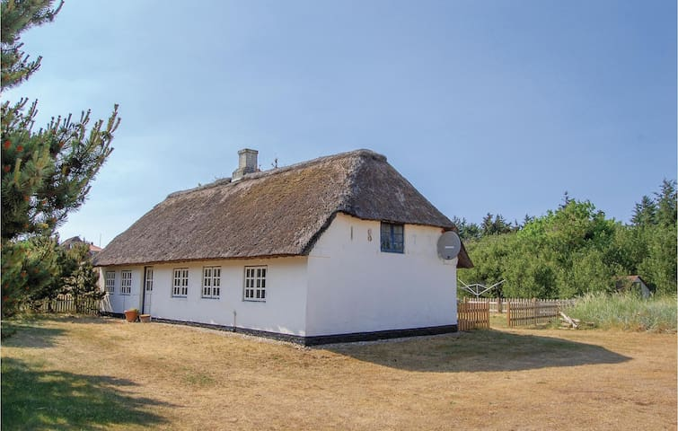 Holiday cottage with 1 bedroom on 65m² in Nørre Nebel