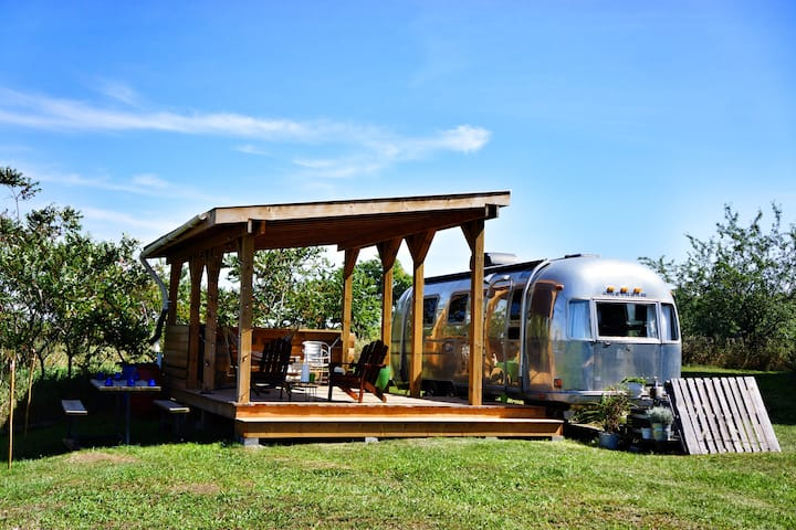 Airstream Living in Prince Edward County.