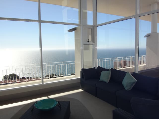 Amazing apartment sea view - Vinya del Mar