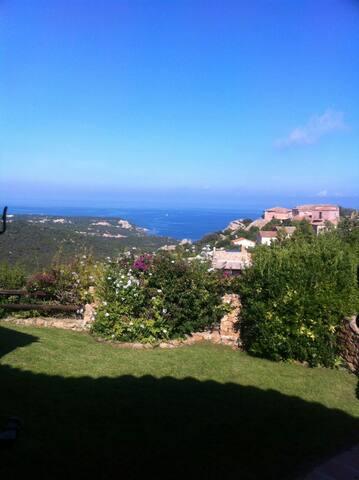 Bellissima casa sulle colline di Porto Cervo