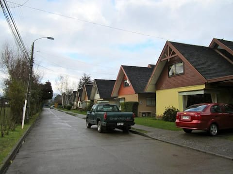 Cabaña en Barrio Isla Teja