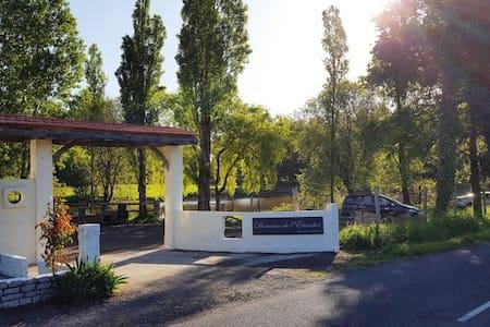 Gîte (ch hôte) 240m², étang, Domaine de l'Etanchet - Saint-Hilaire-le-Vouhis