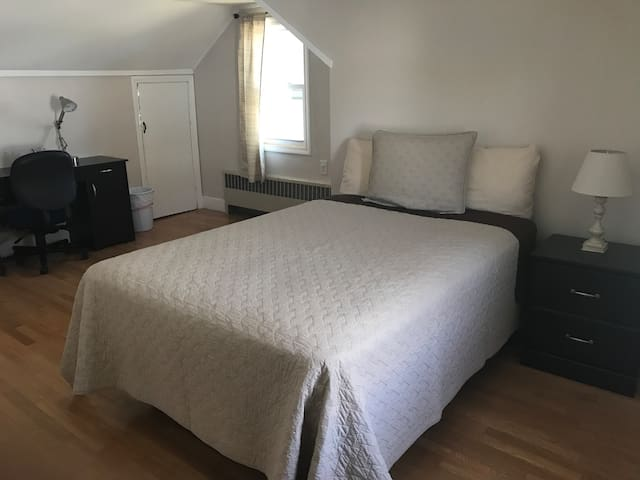 2 Private Bedrooms Quiet Neighborhood near Airport