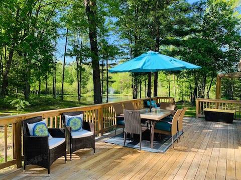 Pine Creek Cove Cabin
