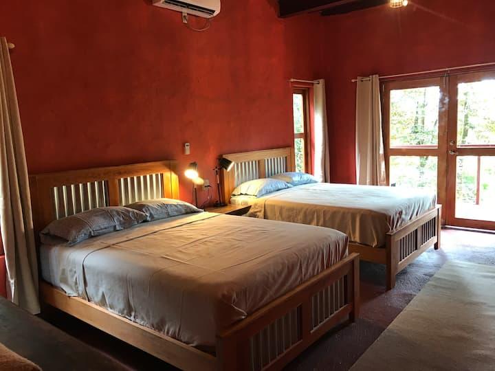 Morrillo Beach Eco Resort - Double Queen 1