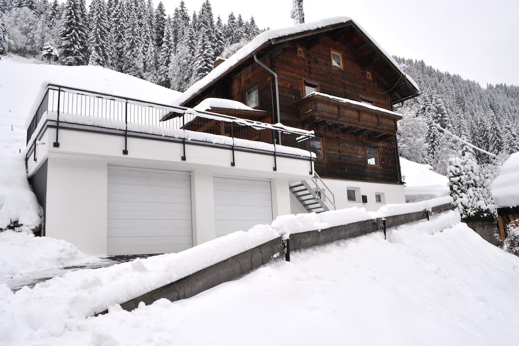 Haus Alpenglow