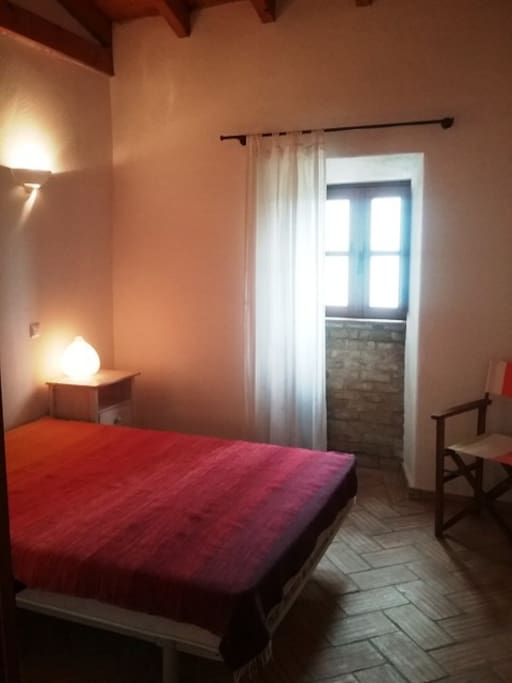 Room 1: Double bed-room