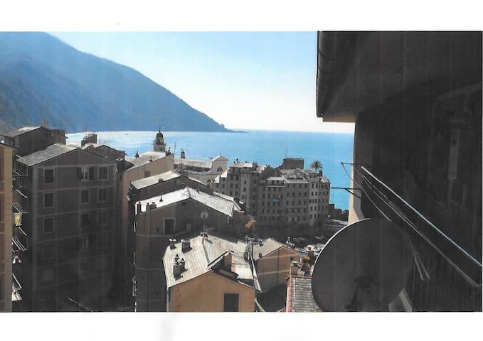 Vista dal balcone di Giulietta