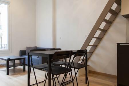 STUDIO NEUF - CENTRE VILLE - Lägenhet