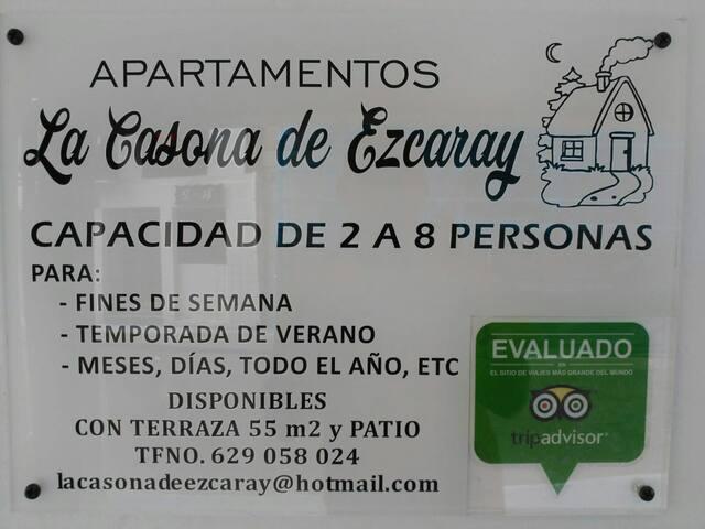 ESTUDIO familiar en Ezcaray CON VISITA A BODEGA 3