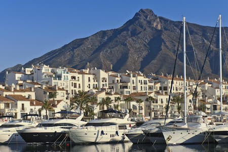 Your 6-7 Guest Luxury Sailboat in Puerto Banus! - Marbella - Boot