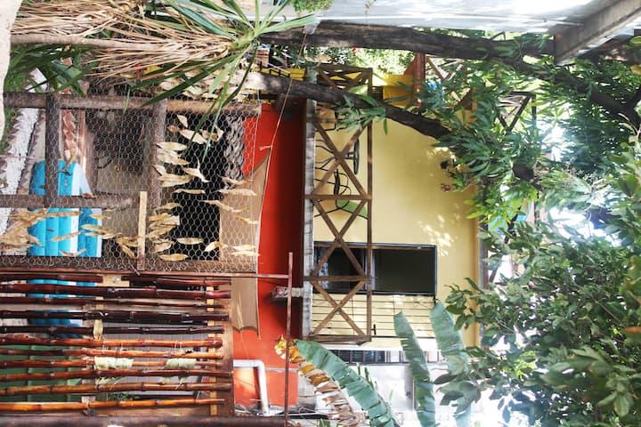 Eco Hostal Zapatista La Casa del Jardín