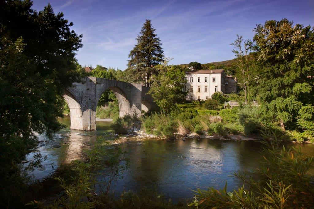 La Maison du Pont vieux