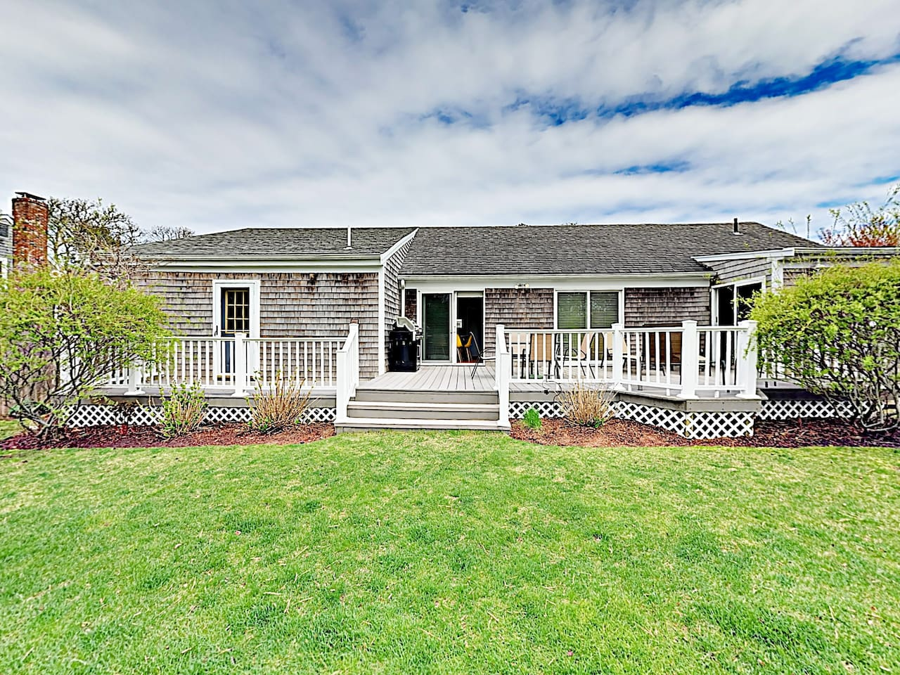 Welcome to Cape Cod! Your rental is professionally managed by TurnKey Vacation Rentals.