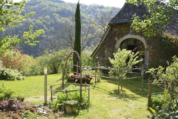Le Puech Fleuri - Gite La Grange