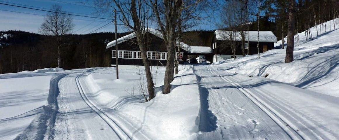 Traditional Mountain Lodge - Hjartdal