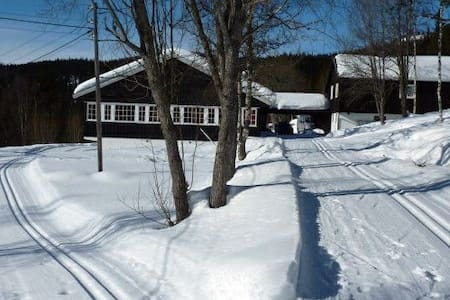 Traditional Mountain Lodge - Hjartdal