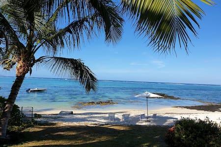 Villa Front Beach North-East Coast