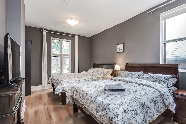 Luxury Private Bedroom