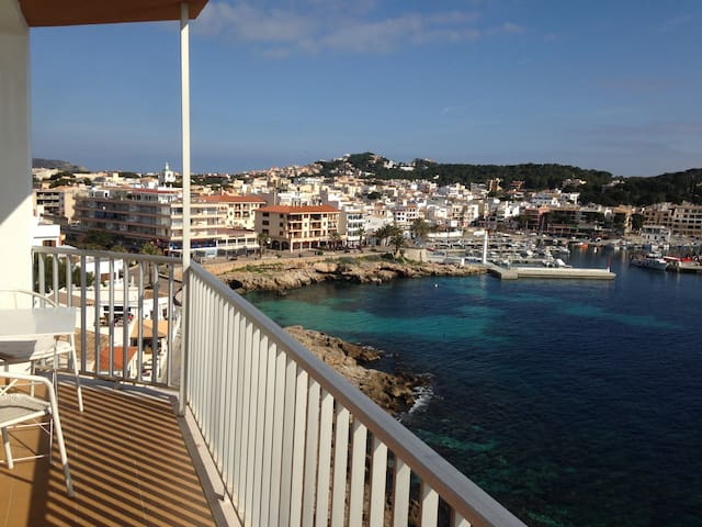 Beautiful Apartment with the Best View - Cala Ratjada - Daire