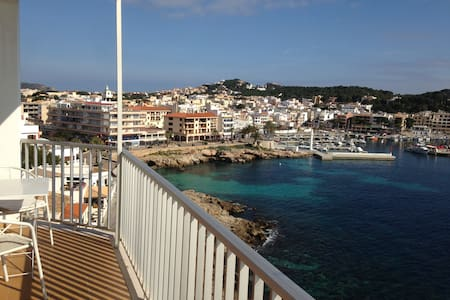 Beautiful Apartment with the Best View - Cala Ratjada - Wohnung