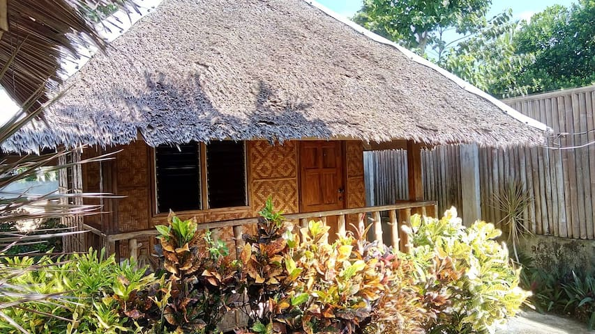 Native Nipa House Panglao